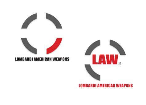 American Home Design Logo Serio Masculino Logo Design For Lombardi American Weapons