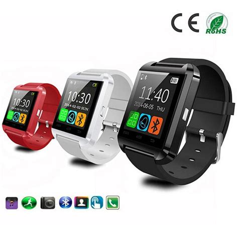 Smartwatch U8 For Android Ios smartwatch u8 android ios samsung iphone htc sony