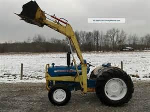 Ford 3000 Loader Ford 3000 Tractor Front Loader Diesel