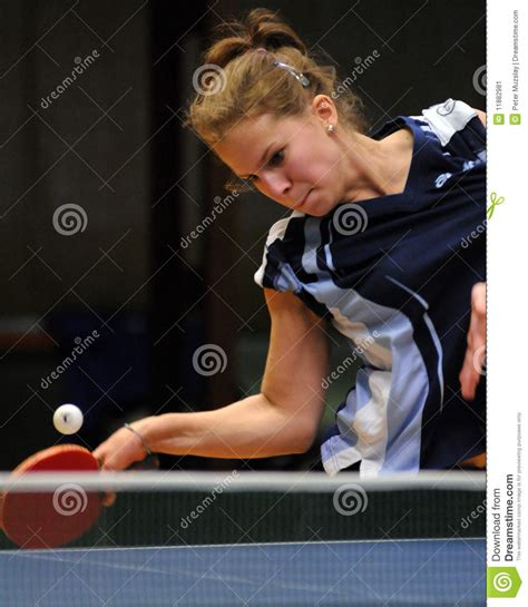 cyber monday table tennis table tennis action editorial photo image of chionship