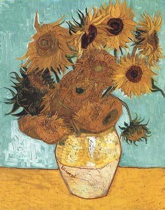 gogh fiori fiori