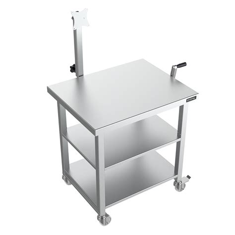 Height Adjustable Computer Desk Desks With Adjustable Height
