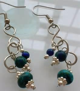Handmade Studs - earrings handcrafted