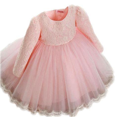Qibao Pink Dress Tutu samgami baby 2017 new summer and autumn princess dresses for baby fashion pink