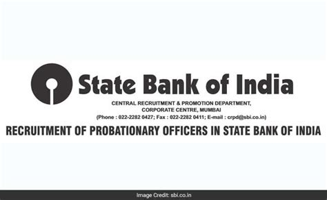 website state bank of india sbi po 2017 recruitment application process starts