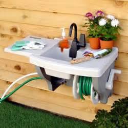 Backyard Gear Water Station Plus Outdoor Sink Tres Inspiradoras Ideas Para Colocar Un Fregadero En El Jard 237 N