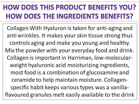 Orihiro Collagen With Hyaluronic Acid orihiro nano collagen powder