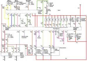 diagrams 94 95 mustang 1994 1995 ford mustang 302 5 0l