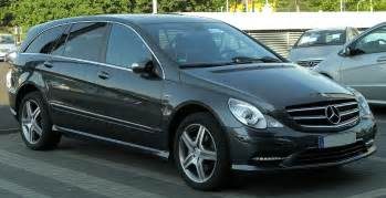 Mercedes R 2012 Mercedes R Klasse W251 Pictures Information And