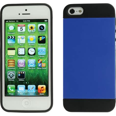 xuma hybrid for iphone 5 5s se blue cm2 12bl b h