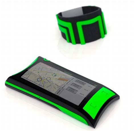 Portable Album In Concept Device by Animate Portable Console Social Networking Device Takes