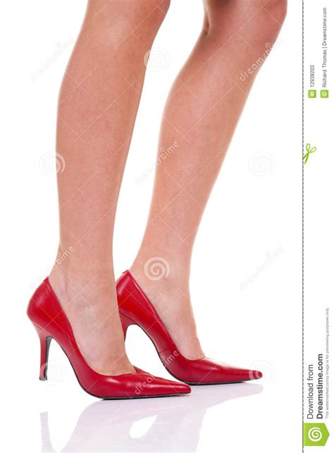 womens legs in high heel shoes stock photos image