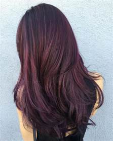 burgundy brown hair color 34 burgundy haircolor ideas hairstyle haircut today