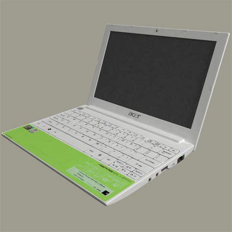 Laptop Acer Happy laptop acer happy 3d model