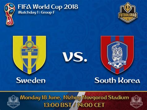 sweden vs south korea sweden vs south korea futbolgrad