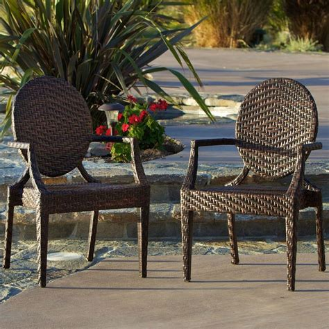 Wicker Patio Dining Chairs by The Coolest Porch Chairs Front Porch Nation