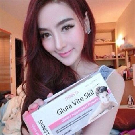 Gluta Sunclara Plus Whitening Supplement Original Thailand skinista gluta vite skil 30 capsules thailand best selling products shopping