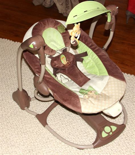 baby swing lion king lyra mag ingenuity infant gear with style