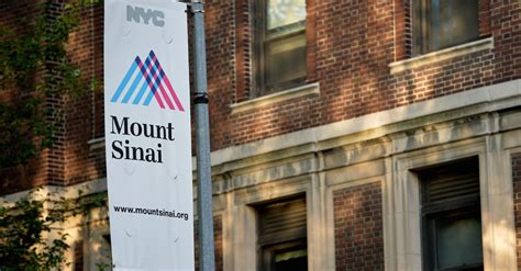Mount Sinai Detox Nyc by Patient At Nyc S Mount Sinai Hospital Tests Negative For