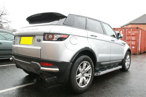 land rover mud land rover range rover evoque dynamic oe style protection