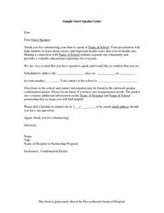 best photos of church guest speaker confirmation letter
