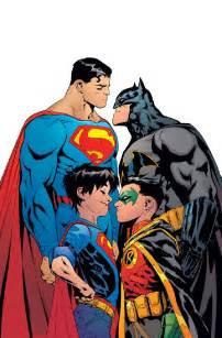 dc comics rebirth spoilers super sons prequel superman 10 amp superwoman 4 deals major