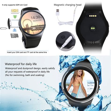 bluetooth smart wrist watch tf sim phone mate for ios bluetooth smart wrist watch tf sim phone mate for ios