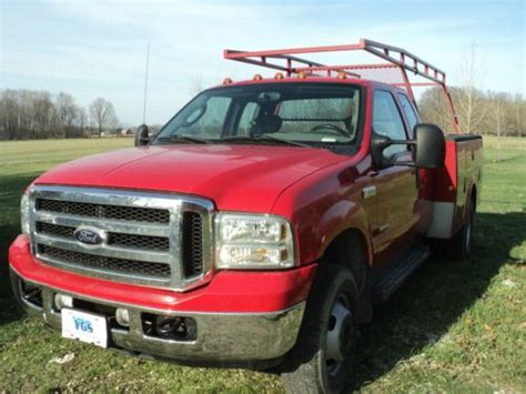 how does cars work 2006 ford f 350 super duty parking system find used 2006 ford f350 drw 4x4 powerstroke auto kss utility service bed xlt good conditi in