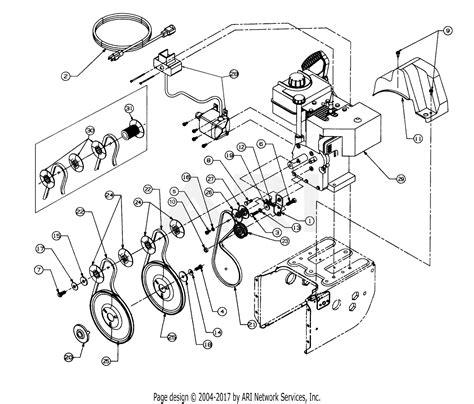 Mtd 317e640f088 Tmo 3525401 1997 Parts Diagram For