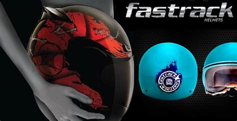 Fasttrack Helm fastrack now into helmets in india