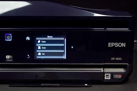 Printer Epson Xp 800 epson expression premium xp 800 review digital trends