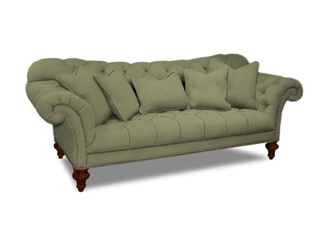 Sherrill Living Room One Cushion Sofa 5259 Gasiors One Cushion Sofa
