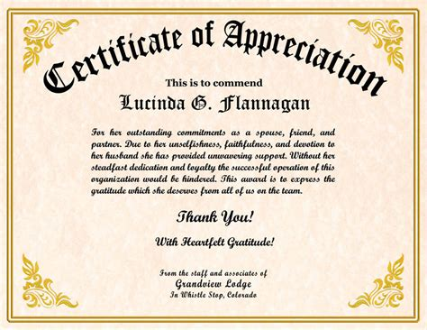 design certificate of appreciation design of certificate of appreciation certificate of