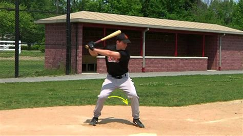 baseball swing steps 4 12 baseball timing step explained learn hitting