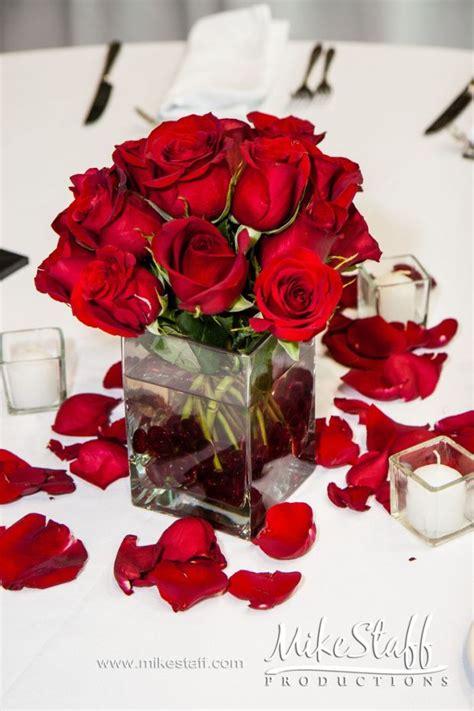 imagenes de rosas originales las 25 mejores ideas sobre centros de mesa de rosas en