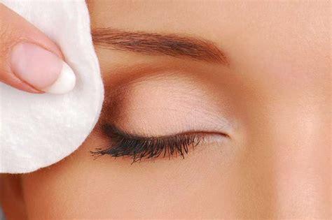 Test Make Up test augen make up entferner wisch und weg fit for