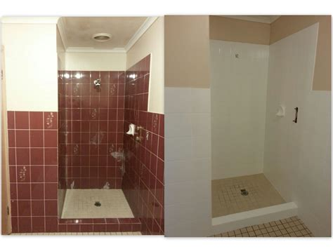 Shower Tile Resurfacing by Resurface Bathroom Tiles Amazing Tub Tile Resurfacing