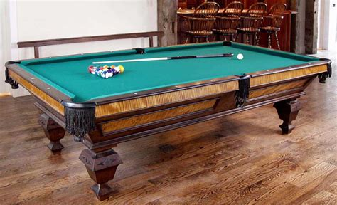 how to build a pool table from scratch build your own pool table finewoodworking