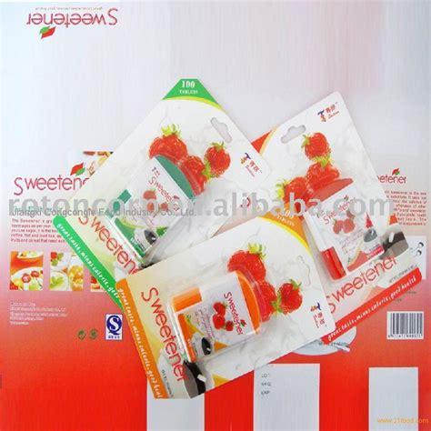 Sale Sucralose 120ml Sweetener Sweet Sweet stevia sucralose aspartame tablet sweetener products