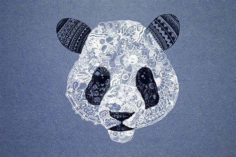 doodle panda doodle panda by jenielsondesign on deviantart