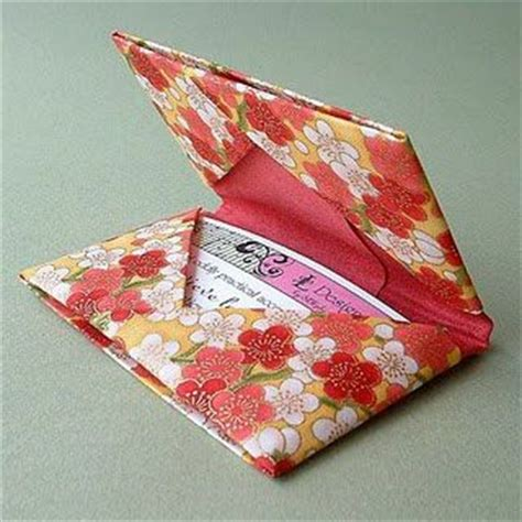 Easy Gift Card Holder - card holders origami and origami cards on pinterest