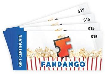 Fandango Gift Card Deals - 1 kids movies all summer long