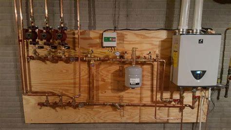 radiant heat water heater or boiler propane boiler radiant floor heating meze blog