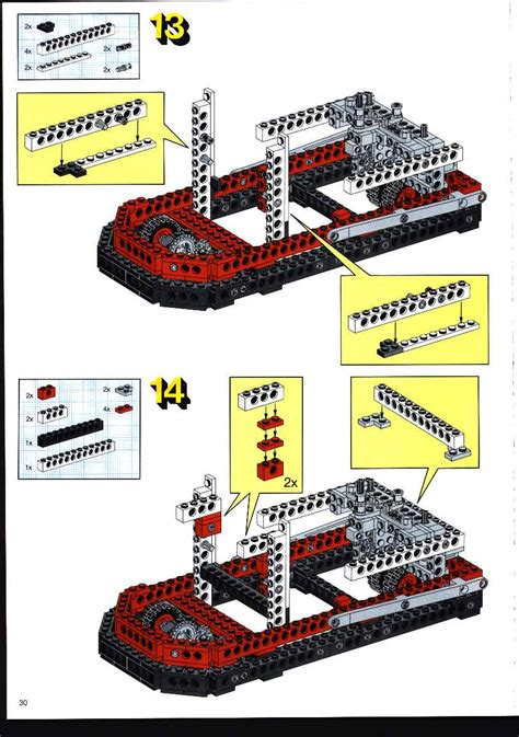 Lego Brick Wange Ship 040330 lego supply ship 8839 technic