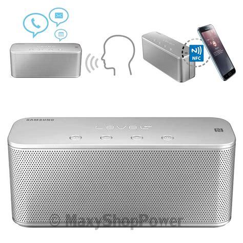 Speaker Nfc Samsung samsung speaker level box mini altoparlante bluetooth nfc universale silver