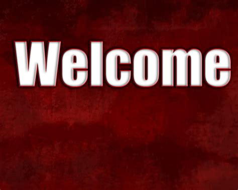 Welcome Background Powerpoint Backgrounds For Free Welcome Powerpoint Background