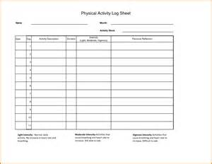 log sheet template 50272308 png scope of work template