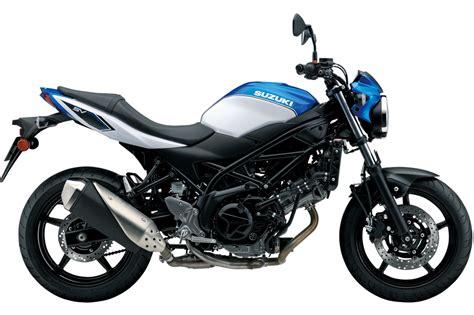Suzuki Motorrad Preise 2018 by Suzuki Sv650 Modelljahr 2018 Bilder Technische Daten