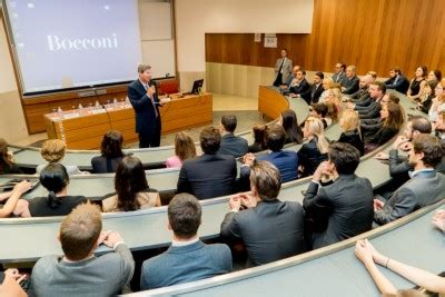 Master Mba Bocconi by Study Abroad Masters And Bachelors Courses Mba Msc