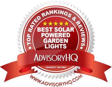 the best solar garden lights top 6 best solar powered garden lights solar lights for